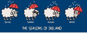 seasons in ireland