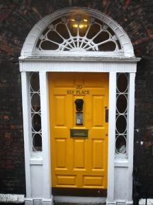 Ely Place Dublin