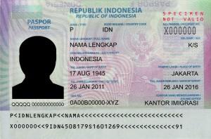 Indonesian_passport_data_page