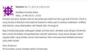 PR Emirates