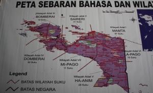 sebaran wilayah dan bahasa