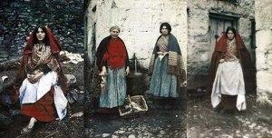 Old Claddagh Dress