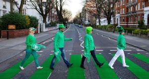 Abbey Road_St Patrick