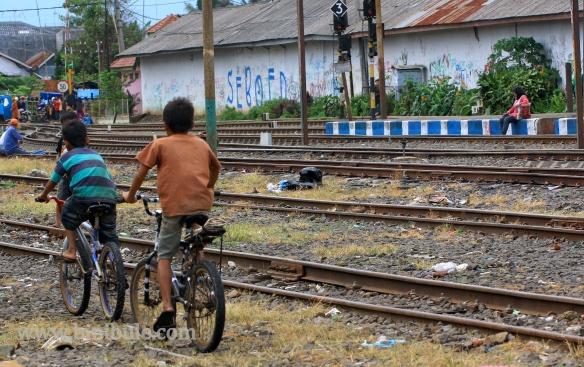 Stasiun Kereta Api Rangkas Bitung