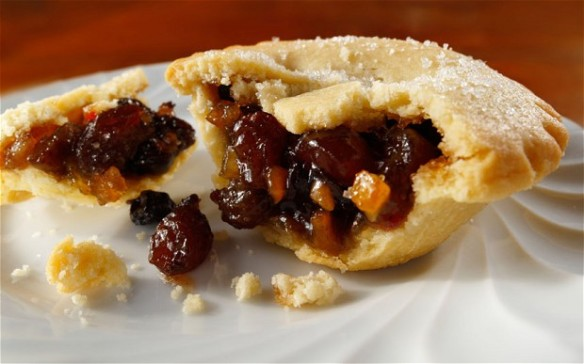 Mince Pie Telegraph