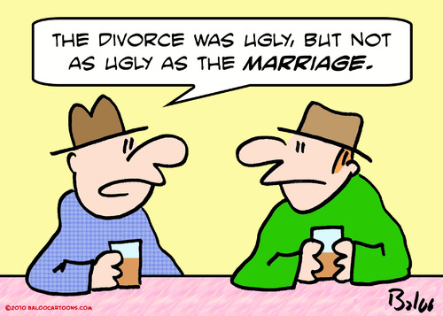 divorce marriage